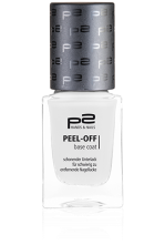 Peel-Off Base Coat
