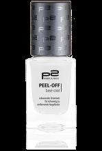 Peel-Off Base Coat