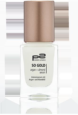 So Gold Argan + Almond Serum